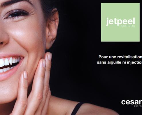 Soin Innovant Jet Peel ®